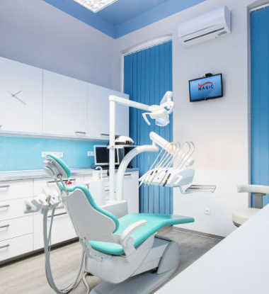 Zahnarzt Praxis in Budapest