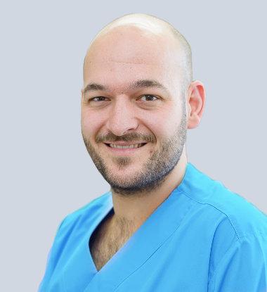 Dr. med. dent. Ágoston Radó