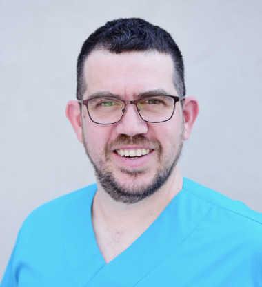 Dr. med. dent. Balázs Kozik