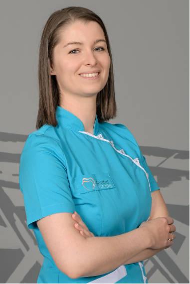 Dr. med. dent Nóra Boka