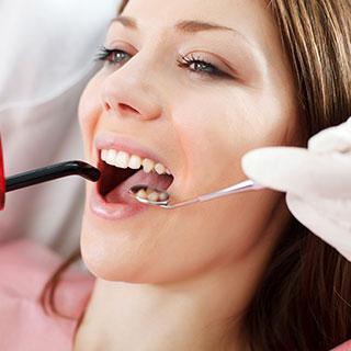 Behandlung der Parodontisis